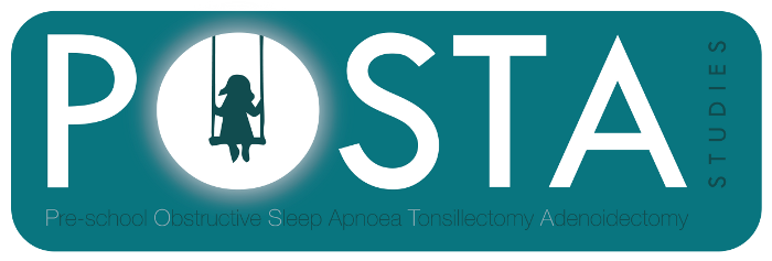 POSTA - Pre-school Obstructive Sleep Apnoea Tonsillectomy Adenoidectomy